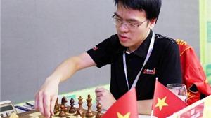 Quang Liêm thất bại trong trận chung kết giải cờ Triệu phú 2015