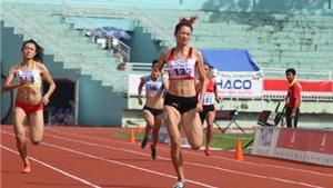 Hà Nội thắng thế tại giải điền kinh vô địch quốc gia 2015