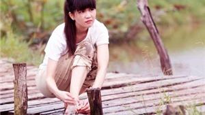 Người mẫu Ngọc Trinh: Không có gì phải che giấu trong 'Vòng eo 56'