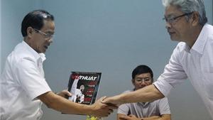 Liên đoàn taekwondo Việt Nam hỗ trợ tỉnh Quảng Bình