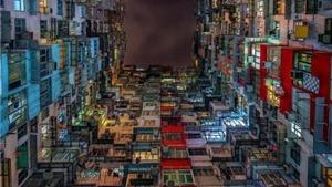 Ấn tượng những góc máy 'độc' về những tòa nhà chọc trời