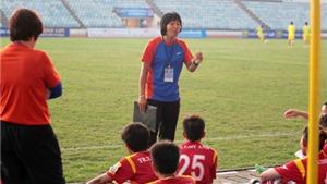 Giải bóng đá nữ quốc tế TP.HCM 2015: Cô trò Đoàn Kim Chi đặt mục tiêu vô địch