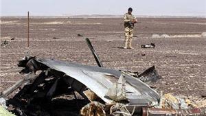 4 hoặc 5 tiếng nổ bí ẩn xuất hiện trước khi máy bay Nga rơi ở Ai Cập