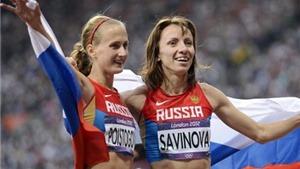 Bê bối doping: Điền kinh Nga CHÍNH THỨC bị cấm tham dự Olympic 2016