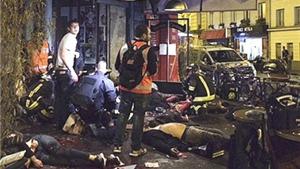 Khủng bố tại Paris: Nỗi kinh hoàng của những người trong cuộc