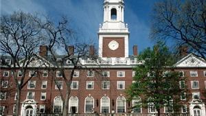 Đại học Harvard phải sơ tán vì đe dọa đánh bom