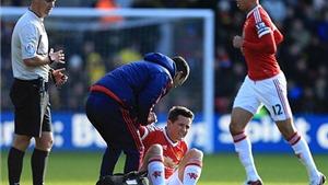 Mất thêm Herrera và Phil Jones, Man United chìm sâu vào khủng hoảng nhân sự