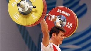 Thạch Kim Tuấn may mắn giành HCĐ giải cử tạ vô địch thế giới
