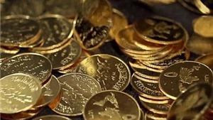IS đúc tiền bằng vàng thật để làm gì?