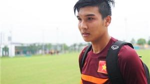 Trung vệ Đào Duy Khánh: 'Nỗ lực để được dự VCK U23 châu Á'