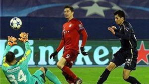 VIDEO Dinamo Zagreb 0-2 Bayern Munich: Lewandowski lập cú đúp, Mueller đá hỏng penalty