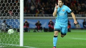 Luis Enrique: 'Luis Suarez là sát thủ vòng cấm'