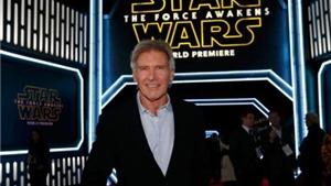 Harrison Ford trở lại với tình yêu 'Star Wars'