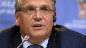 'Đệ tử ruột' của Sepp Blatter bị đề nghị cấm hoạt động bóng đá 9 năm