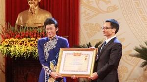 Hoài Linh từng nghĩ không có cơ hội nhận danh hiệu NSƯT