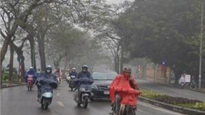 Sáng nay, không khí lạnh tràn về Hà Nội