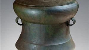 'Giải mã' 900 mảnh khuôn đúc trống đồng ở Luy Lâu