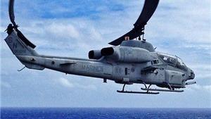 2 trực thăng quân sự chở lính thủy đánh bộ Mỹ đâm nhau ngoài khơi Hawaii