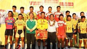 Giải đua xe đạp truyền hình Bến Tre – Cúp Tôn Hoa Sen 2016: Khởi đầu như ý cho xe đạp TP.HCM