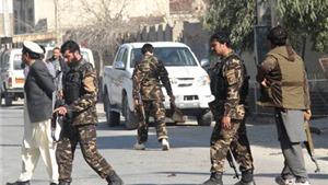 Đánh bom liều chết gần Đại sứ quán Nga tại Afghanistan, nhiều người chết