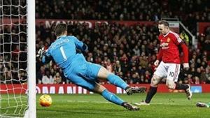VIDEO Man United 3-0 Stoke: Rooney và Martial giúp 'Quỷ đỏ' thắng lớn