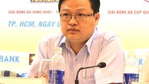 Phó TGĐ Phạm Phú Hòa chia tay VPF