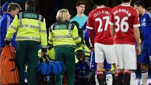 Guus Hiddink lo lắng với chấn thương nặng của Zouma