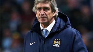 Pellegrini: Man City-Chelsea 'không phải là một trận đấu'