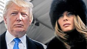Melania - mỹ nhân 'đầu gối tay ấp' bên tân tổng thống Mỹ Donald Trump
