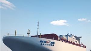 Trung Quốc xây nhà máy điện hạt nhân trên biển cấp điện cho giàn khoan dầu