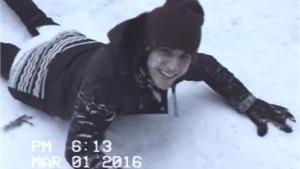 Video: Justin Bieber rủ bạn cùng đón sinh nhật trong động băng