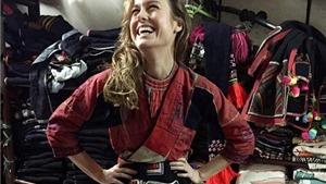 Mời 'Oscar' Brie Larson làm đại sứ du lịch, tại sao không?