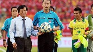 Bóng Động Lực trở lại từ vòng 5 V-League 2016