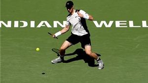 BNP Paribas Open 2016: Andy Murray bất ngờ dừng bước