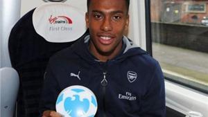 Alex Iwobi: Ngôi sao mới của Arsenal