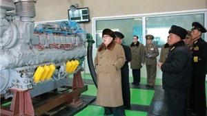 Triều Tiên thử nghiệm hệ thống phóng tên lửa