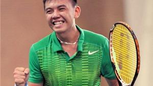Hoàng Nam bất ngờ dự giải 8 tay vợt trẻ xuất sắc nhất thế giới