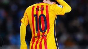 BÌNH LUẬN: Messi 'tàng hình' quá lâu, tệ đến mức Pique phải phát cáu
