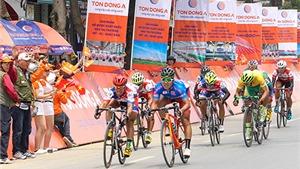 Chặng 3 giải xe đạp HTV 2016: Lê Văn Duẩn không muốn mất số
