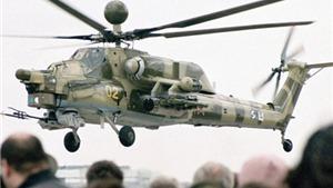 Trực thăng quân đội Nga rơi tại Syria, hai phi công thiệt mạng