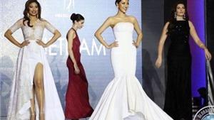 Đại diện Việt Nam lọt Top 10 Hoa hậu Hoàn vũ Môi trường 2016