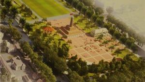 Sẽ phục dựng điện Kính Thiên sau năm 2020