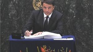 175 nước ký Hiệp định Paris về biến đổi khí hậu đúng Ngày Trái đất