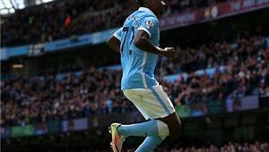 Man City 4-0 Stoke: Iheanacho lập cú đúp, Man City lại vượt qua Arsenal