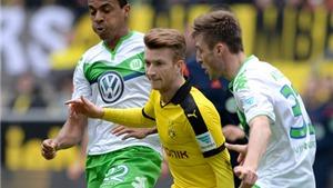 Dortmund 5-1 Wolfsburg: Dortmund vẫn nuôi hy vọng
