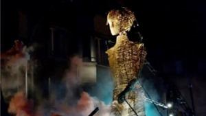 Bí ẩn dữ dội về chú rối khổng lồ Liédo tại Festival Huế