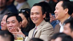 Bầu Quyết: 'Tiếp tục mua sắm để biến FLC Thanh Hoá thành thế lực của BĐVN'