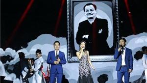 Đàm Vĩnh Hưng, Mỹ Tâm tha thiết tình cảm trong đêm 'Ngôi sao cô đơn' tưởng nhớ Thanh Tùng