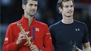 Đánh bại Murray, Djokovic lần thứ 2 đăng quang Madrid Open