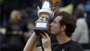 CẬP NHẬT tin sáng 16/5: Murray, Serena vô địch Rome Masters. Man United đền tiền vé cho CĐV